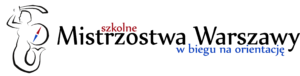 Szkolne Mistrzostwa Warszawy w biegu na orientację